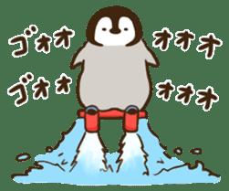 cute pengin3 sticker #12569622