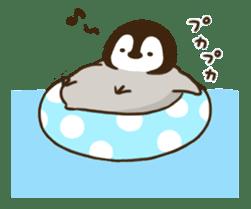 cute pengin3 sticker #12569626