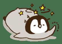 cute pengin3 sticker #12569631