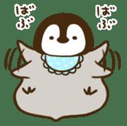 cute pengin3 sticker #12569632