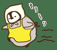 cute pengin3 sticker #12569636