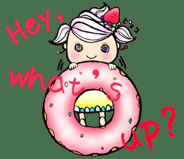 Strawberry Shortcake sticker #12579607