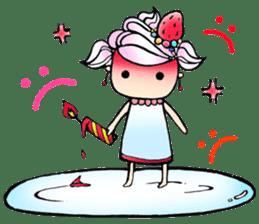 Strawberry Shortcake sticker #12579614