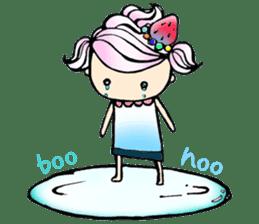 Strawberry Shortcake sticker #12579615