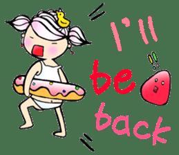 Strawberry Shortcake sticker #12579622