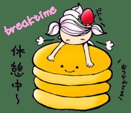 Strawberry Shortcake sticker #12579637