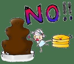 Strawberry Shortcake sticker #12579642
