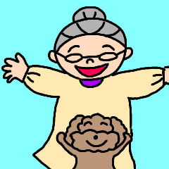 "Fujiko Grandma ""Autumn Edition"""