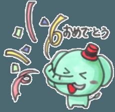 1UP ANIMALS / ONEANI sticker #12581481