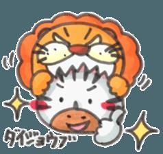 1UP ANIMALS / ONEANI sticker #12581489