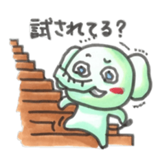1UP ANIMALS / ONEANI sticker #12581490