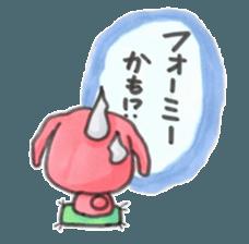1UP ANIMALS / ONEANI sticker #12581493