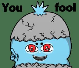 Mini Gloomy Chicky Ver.2 sticker #12587909