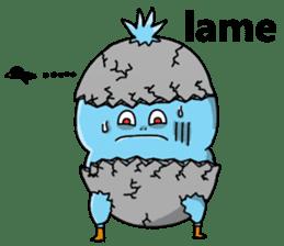 Mini Gloomy Chicky Ver.2 sticker #12587910