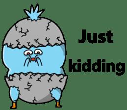 Mini Gloomy Chicky Ver.2 sticker #12587916