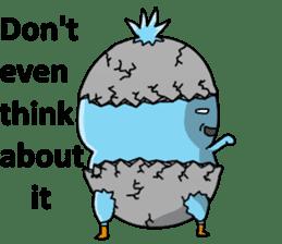 Mini Gloomy Chicky Ver.2 sticker #12587921