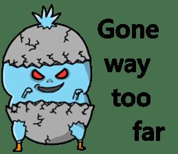 Mini Gloomy Chicky Ver.2 sticker #12587922