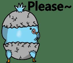 Mini Gloomy Chicky Ver.2 sticker #12587935