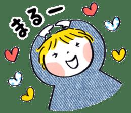 Good friends Sweetheart sticker #12591854
