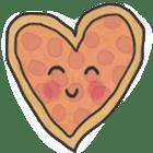 Pizza Doodle sticker #12596321