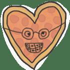 Pizza Doodle sticker #12596325