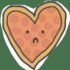 Pizza Doodle sticker #12596327