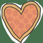 Pizza Doodle sticker #12596329