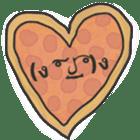 Pizza Doodle sticker #12596332