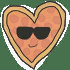 Pizza Doodle sticker #12596338