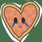 Pizza Doodle sticker #12596340