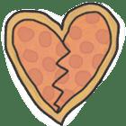 Pizza Doodle sticker #12596341