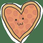 Pizza Doodle sticker #12596348