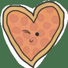 Pizza Doodle sticker #12596354