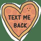 Pizza Doodle sticker #12596355