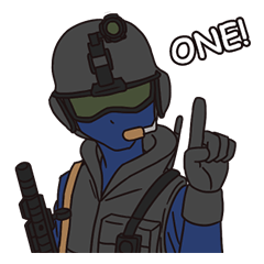 SWAT Codename 01
