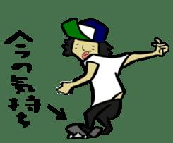 Skater 6 sticker #12597850