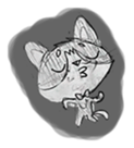 Cute cats in sketches (N.1) by trikono sticker #12602486