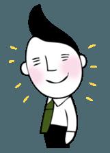 RIZENTOSAN 3 sticker #12605881