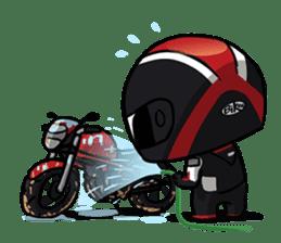 The Biker sticker #12614970