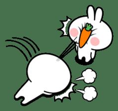"""Smile Person """"Carrot"""" sticker #12617019"""