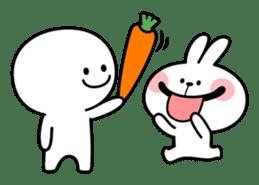 """Smile Person """"Carrot"""" sticker #12617020"""
