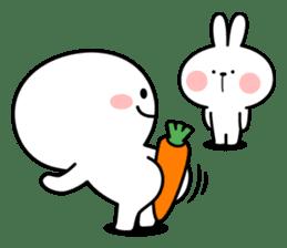 """Smile Person """"Carrot"""" sticker #12617021"""