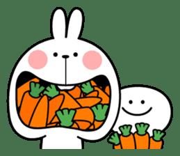 """Smile Person """"Carrot"""" sticker #12617029"""