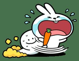 """Smile Person """"Carrot"""" sticker #12617047"""