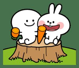 """Smile Person """"Carrot"""" sticker #12617052"""