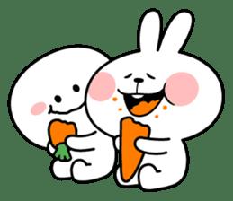 """Smile Person """"Carrot"""" sticker #12617053"""