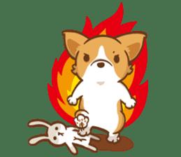 Corgi Dog Kaka - Good Friends vol. 2 sticker #12629530