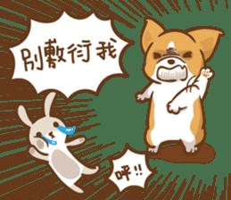Corgi Dog Kaka - Good Friends vol. 2 sticker #12629531