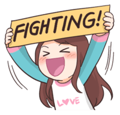 Fangirl's Activities sticker #12633690