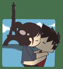Cute Couple Goals (Eng) sticker #12635433